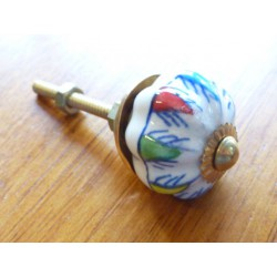 Mini knobs pumpkin multicolor