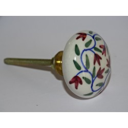 Furniture Handle Spring Foliage