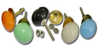 Knobs olive